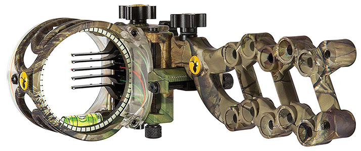 best hunting bow sights