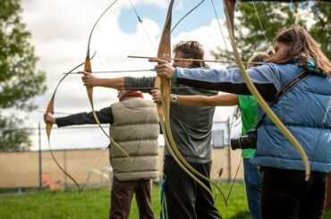 Bow and Arrow Cost
